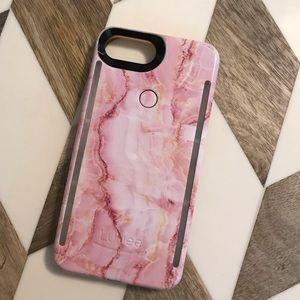 Lumee case iPhone 8 Plus